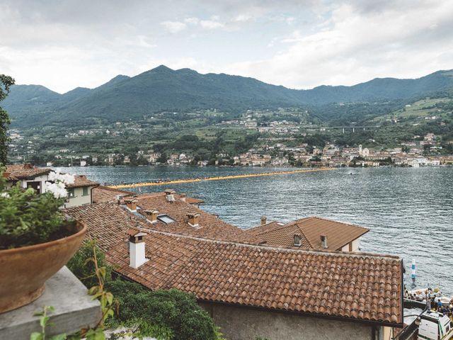 Il matrimonio di Antonello e Mariafrancesca a Monte Isola, Brescia 3