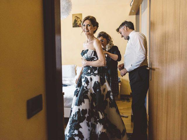 Il matrimonio di Antonello e Mariafrancesca a Monte Isola, Brescia 10