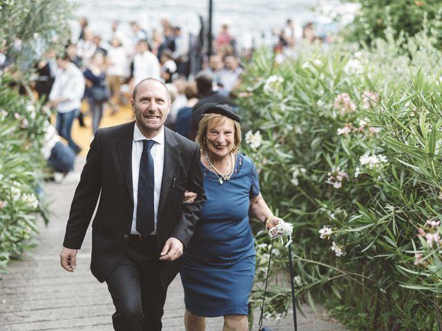 Il matrimonio di Antonello e Mariafrancesca a Monte Isola, Brescia 28