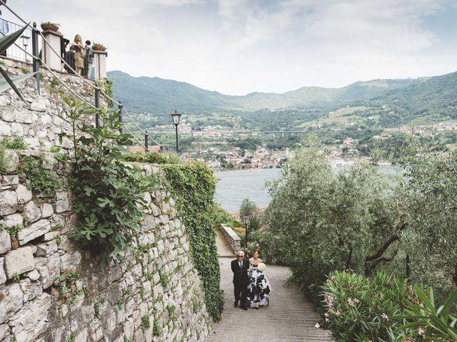 Il matrimonio di Antonello e Mariafrancesca a Monte Isola, Brescia 29