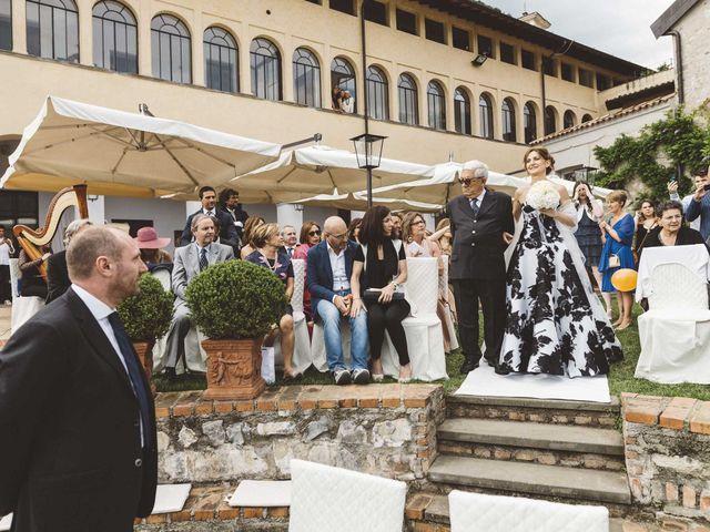Il matrimonio di Antonello e Mariafrancesca a Monte Isola, Brescia 31