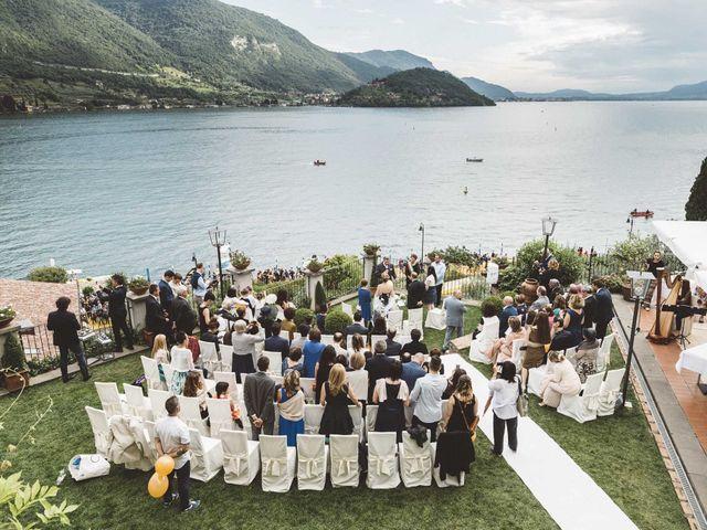 Il matrimonio di Antonello e Mariafrancesca a Monte Isola, Brescia 1