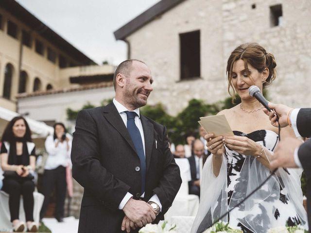Il matrimonio di Antonello e Mariafrancesca a Monte Isola, Brescia 33