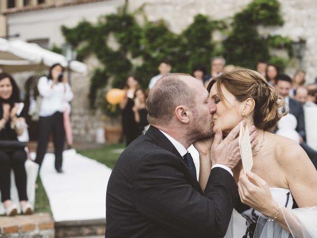 Il matrimonio di Antonello e Mariafrancesca a Monte Isola, Brescia 34