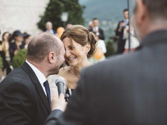 Il matrimonio di Antonello e Mariafrancesca a Monte Isola, Brescia 36