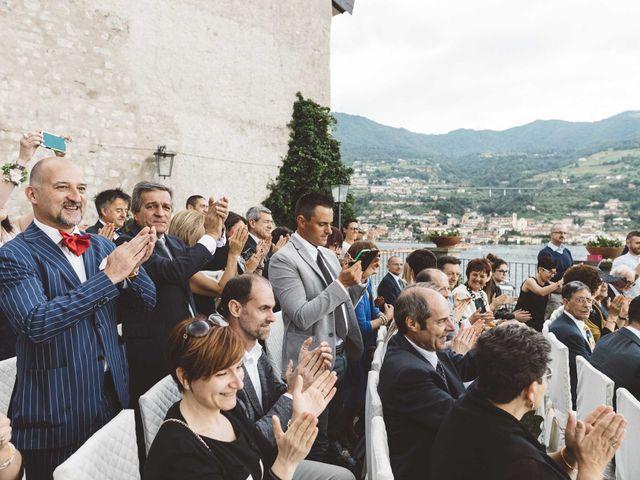 Il matrimonio di Antonello e Mariafrancesca a Monte Isola, Brescia 37