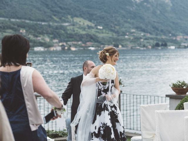 Il matrimonio di Antonello e Mariafrancesca a Monte Isola, Brescia 39