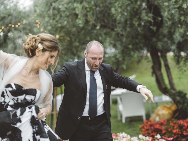 Il matrimonio di Antonello e Mariafrancesca a Monte Isola, Brescia 41