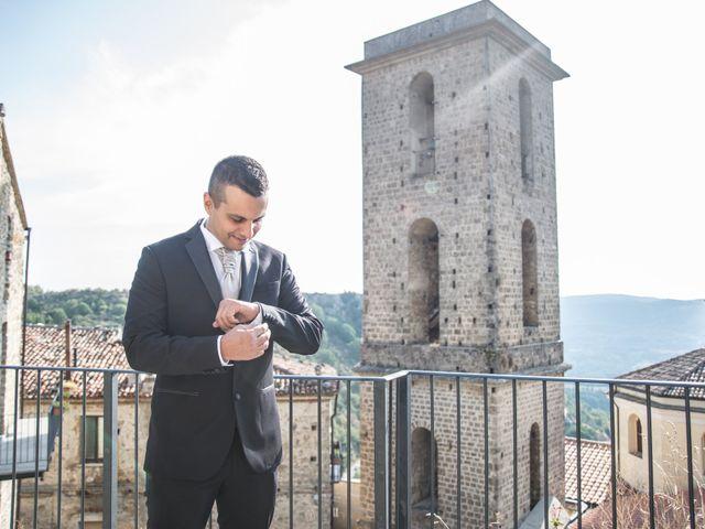 Il matrimonio di Mirko e Caterina a San Chirico Raparo, Potenza 1
