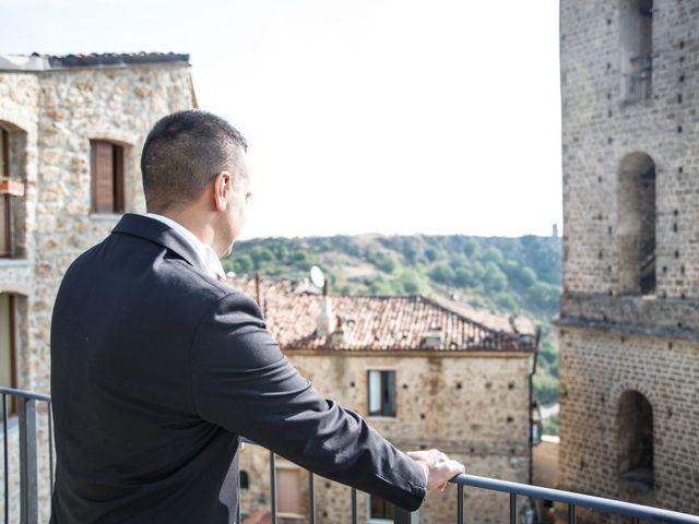 Il matrimonio di Mirko e Caterina a San Chirico Raparo, Potenza 2