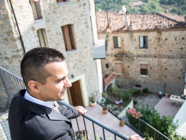 Il matrimonio di Mirko e Caterina a San Chirico Raparo, Potenza 3