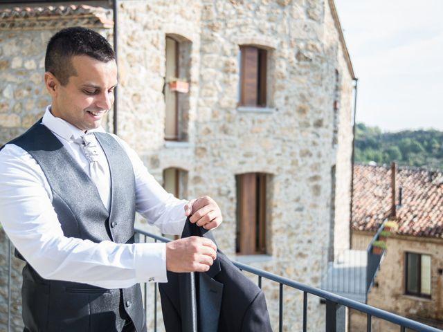 Il matrimonio di Mirko e Caterina a San Chirico Raparo, Potenza 4