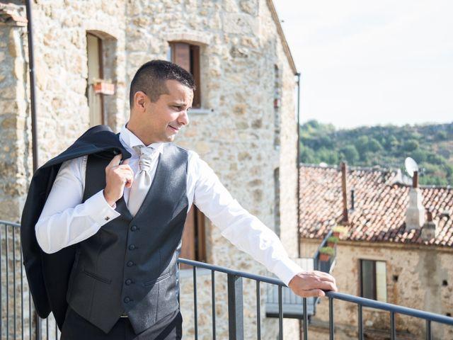 Il matrimonio di Mirko e Caterina a San Chirico Raparo, Potenza 5