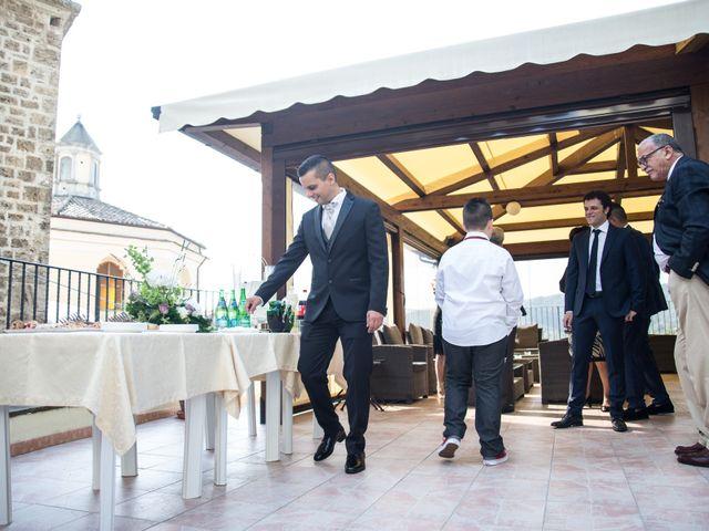 Il matrimonio di Mirko e Caterina a San Chirico Raparo, Potenza 8