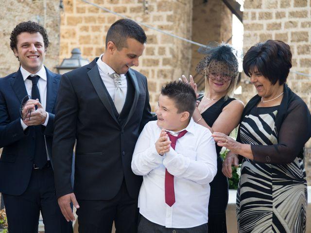 Il matrimonio di Mirko e Caterina a San Chirico Raparo, Potenza 9