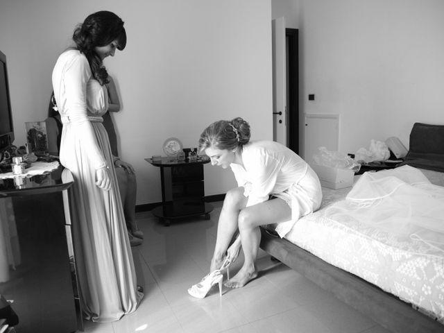 Il matrimonio di Mirko e Caterina a San Chirico Raparo, Potenza 17