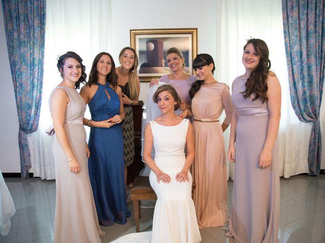 Il matrimonio di Mirko e Caterina a San Chirico Raparo, Potenza 25