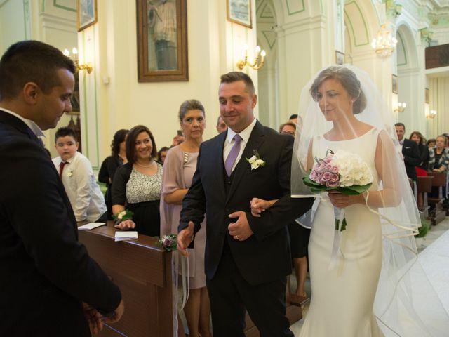 Il matrimonio di Mirko e Caterina a San Chirico Raparo, Potenza 40