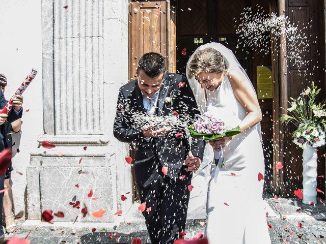 Il matrimonio di Mirko e Caterina a San Chirico Raparo, Potenza 48