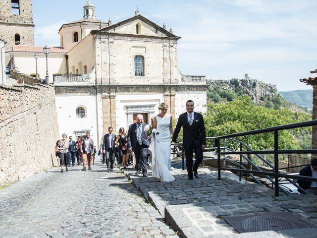 Il matrimonio di Mirko e Caterina a San Chirico Raparo, Potenza 50