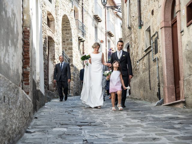Il matrimonio di Mirko e Caterina a San Chirico Raparo, Potenza 52
