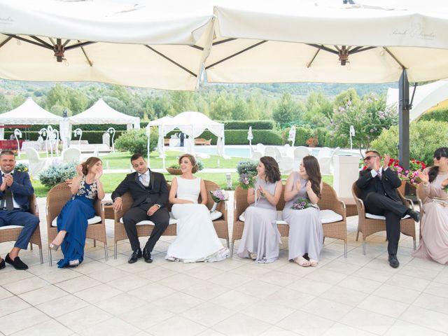 Il matrimonio di Mirko e Caterina a San Chirico Raparo, Potenza 57