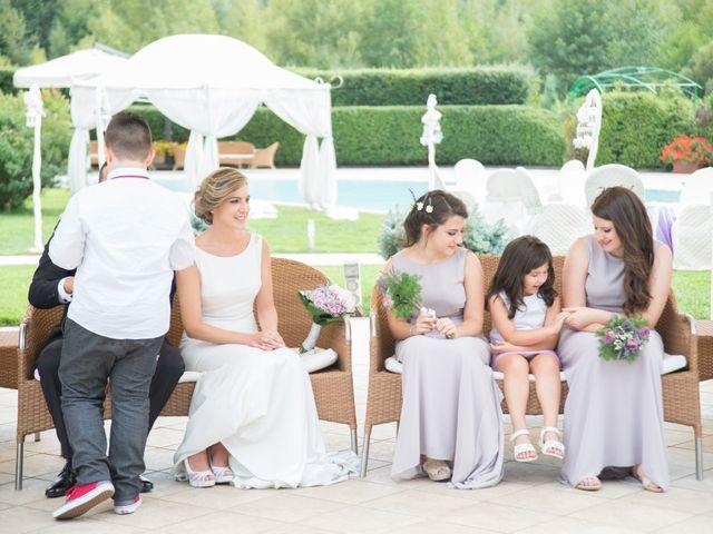 Il matrimonio di Mirko e Caterina a San Chirico Raparo, Potenza 58