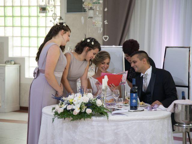 Il matrimonio di Mirko e Caterina a San Chirico Raparo, Potenza 65