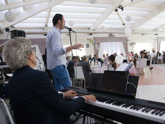 Il matrimonio di Mirko e Caterina a San Chirico Raparo, Potenza 66