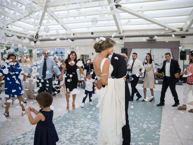 Il matrimonio di Mirko e Caterina a San Chirico Raparo, Potenza 70