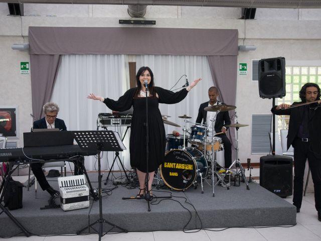 Il matrimonio di Mirko e Caterina a San Chirico Raparo, Potenza 72