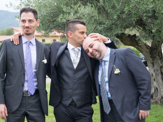 Il matrimonio di Mirko e Caterina a San Chirico Raparo, Potenza 78