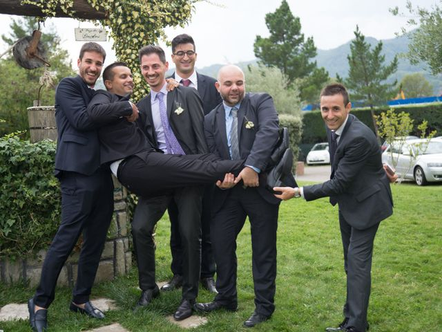 Il matrimonio di Mirko e Caterina a San Chirico Raparo, Potenza 80
