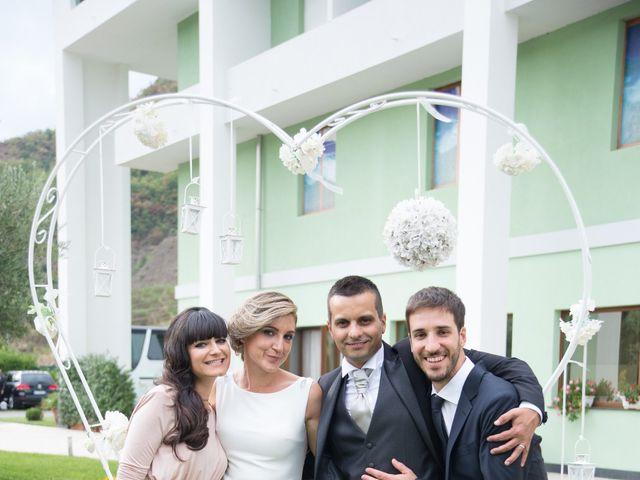 Il matrimonio di Mirko e Caterina a San Chirico Raparo, Potenza 82