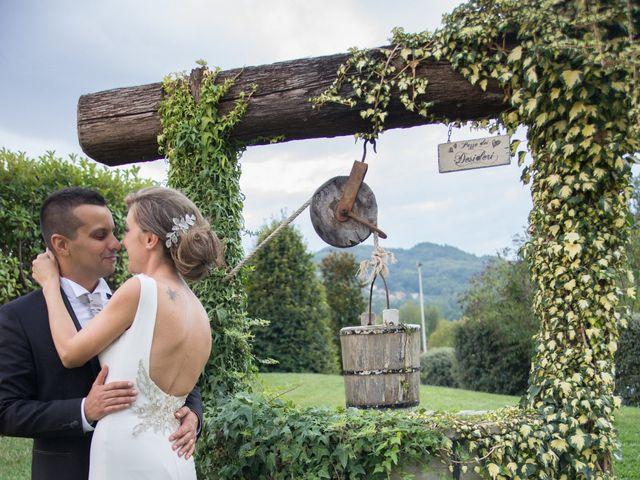 Il matrimonio di Mirko e Caterina a San Chirico Raparo, Potenza 89