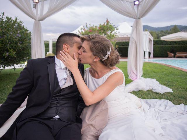 Il matrimonio di Mirko e Caterina a San Chirico Raparo, Potenza 92