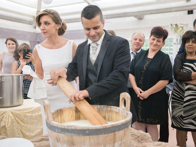 Il matrimonio di Mirko e Caterina a San Chirico Raparo, Potenza 93