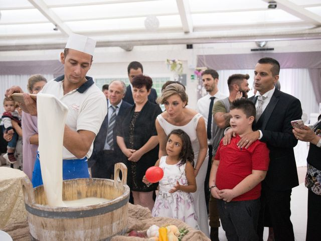 Il matrimonio di Mirko e Caterina a San Chirico Raparo, Potenza 95