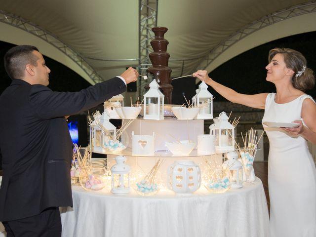 Il matrimonio di Mirko e Caterina a San Chirico Raparo, Potenza 100