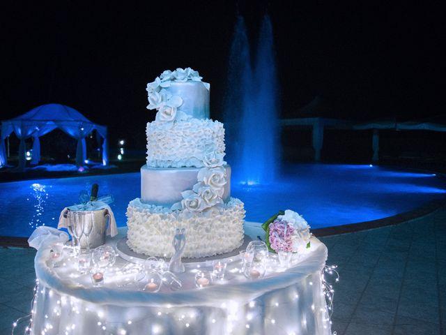 Il matrimonio di Mirko e Caterina a San Chirico Raparo, Potenza 101