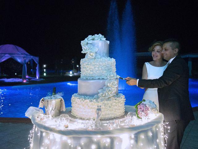 Il matrimonio di Mirko e Caterina a San Chirico Raparo, Potenza 102