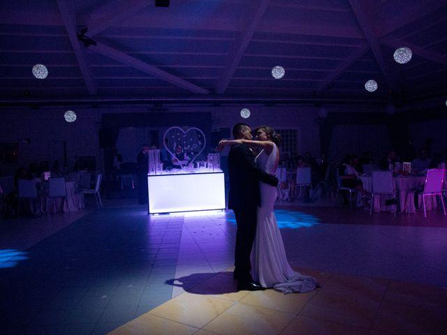 Il matrimonio di Mirko e Caterina a San Chirico Raparo, Potenza 107