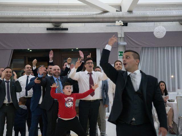 Il matrimonio di Mirko e Caterina a San Chirico Raparo, Potenza 114