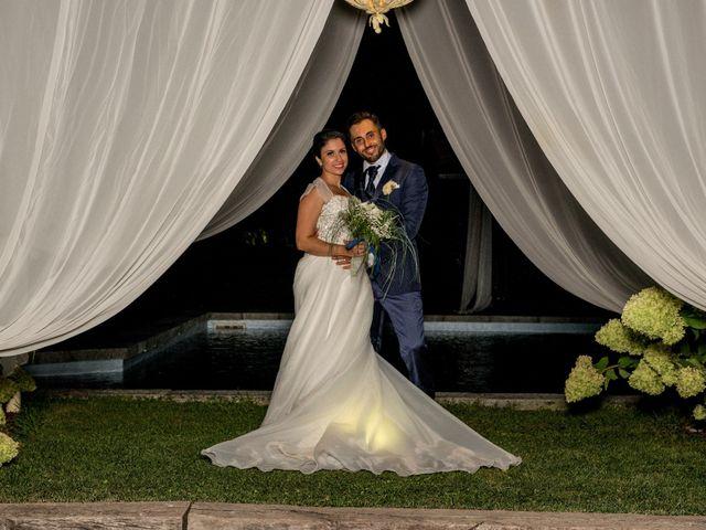 le nozze di Samantha e Vincenzo