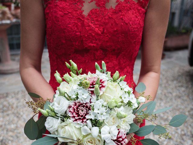 Il matrimonio di Alessio e Francesca a Concorezzo, Monza e Brianza 19