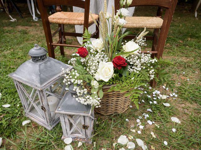 Il matrimonio di Alessio e Francesca a Concorezzo, Monza e Brianza 20