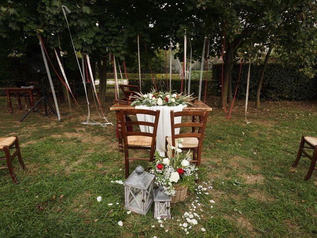 Il matrimonio di Alessio e Francesca a Concorezzo, Monza e Brianza 28