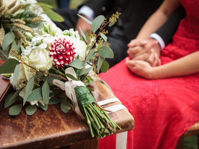 Il matrimonio di Alessio e Francesca a Concorezzo, Monza e Brianza 32
