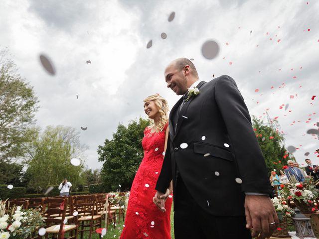Il matrimonio di Alessio e Francesca a Concorezzo, Monza e Brianza 1