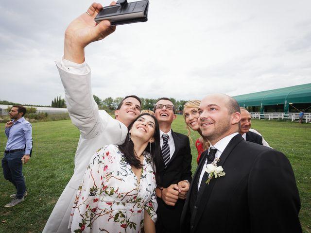 Il matrimonio di Alessio e Francesca a Concorezzo, Monza e Brianza 35